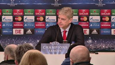 News video: Arsenal win 'unexpected', says Wenger