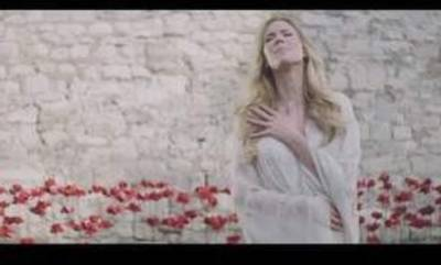 News video: Joss Stone's Official Poppy Appeal Song