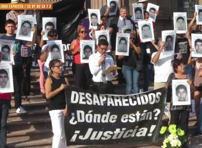 News video: Mexican Mayor Linked to Students' Disappearance Disappears