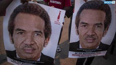 News video: African Beacon Botswana Prepares For Tight Election