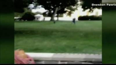 News video: White House fence jumper has alleged mental issues