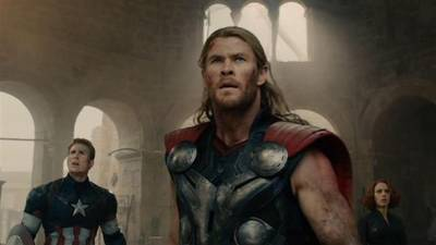 News video: Trailer: 'The Avengers: Age of Ultron'